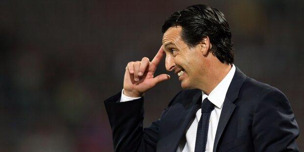Fix: Unai Emery ist Wenger-Nachfolger