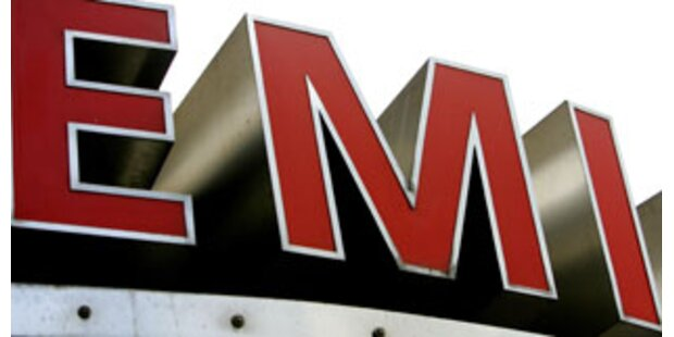 Musikkonzern EMI in schweren Turbulenzen