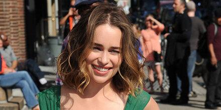 So sieht GoT-Star Emilia Clarke nicht mehr aus