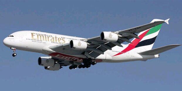 Die längsten Flüge der Welt