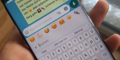 WhatsApp: Neue Emoji-Funktion ist da