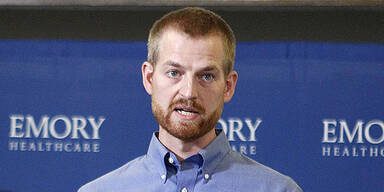 US-Arzt Brantly (33) besiegt Ebola