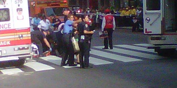 Schießerei vor dem Empire State Building