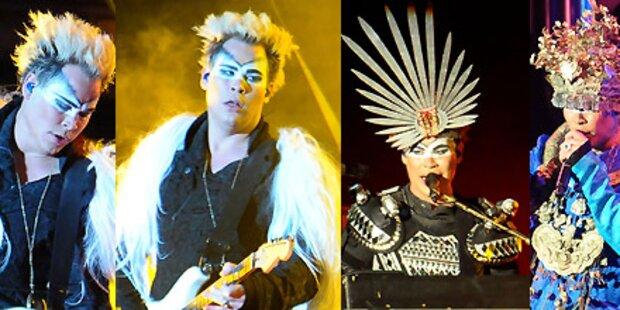 Schräg wie die Lady - Das ist Mr. Gaga