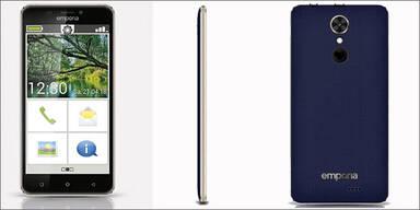 Emporia greift mit neuem Smartphone an