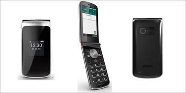 """Emporia bringt """"WhatsApp-Handy"""""""