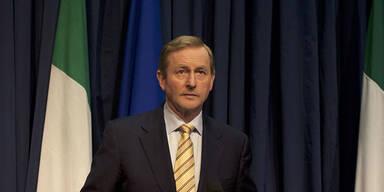 Irland und Nordirland gegen Vereinigung