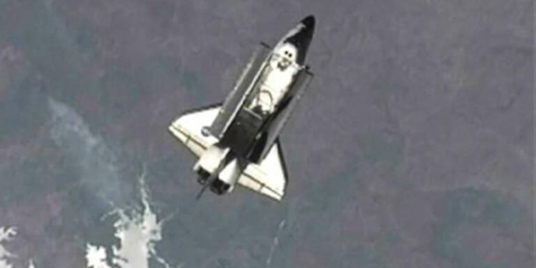 """Endeavour"" beendete letzte Mission"