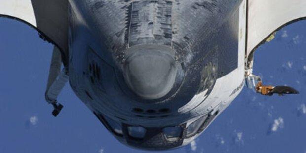 NASA untersucht Raumfähre
