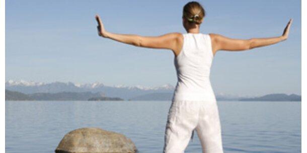 Körperübungen für mehr Energie