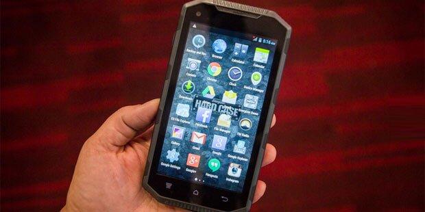 Taffstes Smartphone der Welt