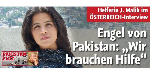 Engel von Pakistan: