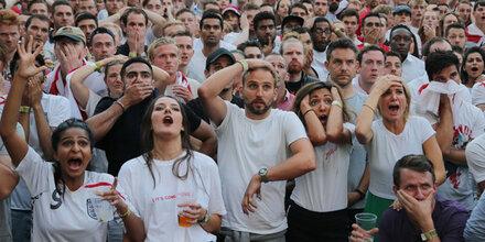 Große Sorge um britischen Fan
