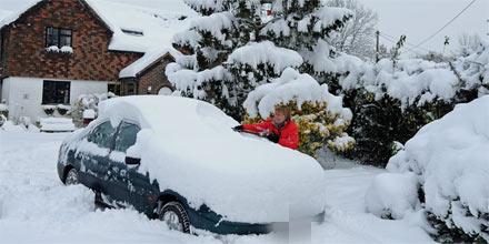 Schnee England