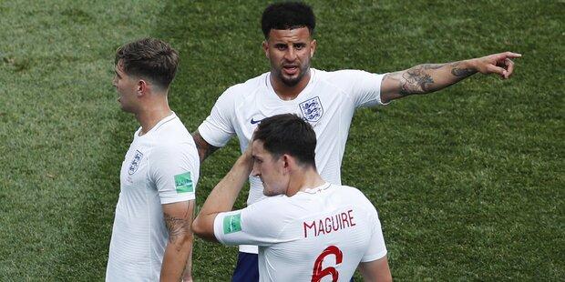 Fan muss sich England-Star tätowieren