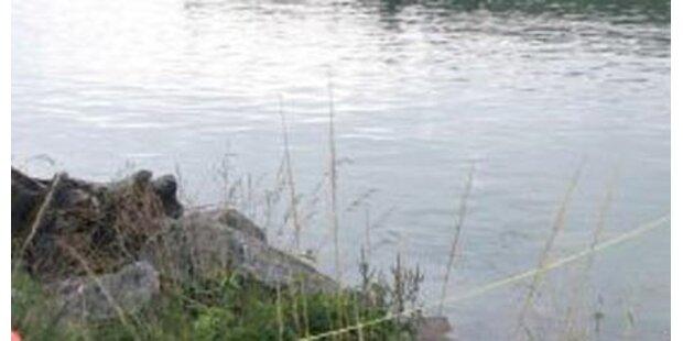 Unbekannte Tote in der Enns gefunden