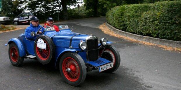 Das Legenden-Rennen in Salzburg