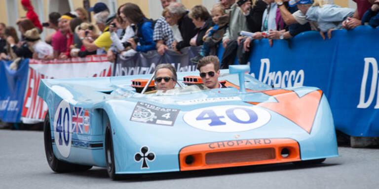 Highlights und Fotos der Ennstal Classic 2012