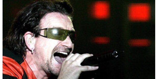Neues Album von U2 vor der Fertigstellung
