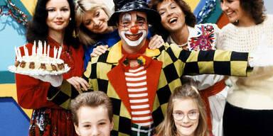 Heinz Zuber: So sieht TV-Clown 'Enrico' heute aus