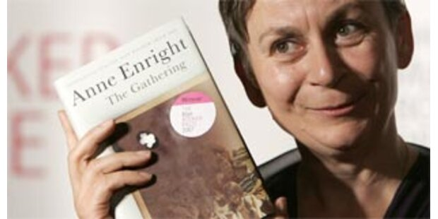 Booker-Preis an Anne Enright