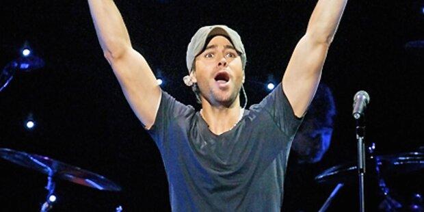 Iglesias stürmt mit Sommersong Charts