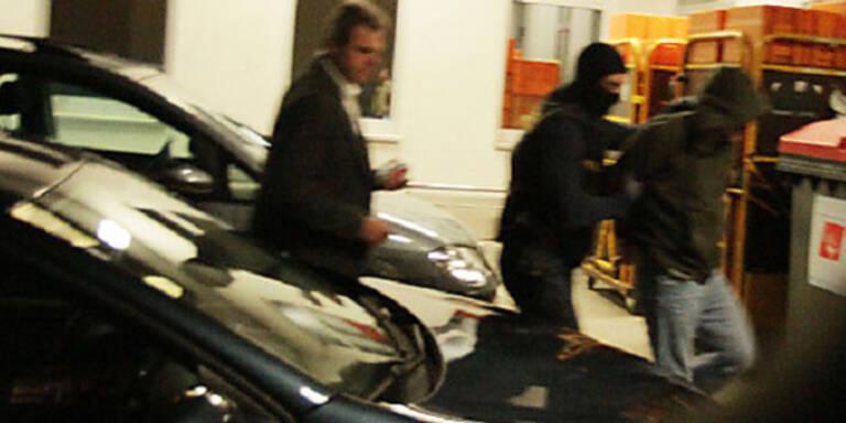Salzburg: Mann entführt Ex-Freundin