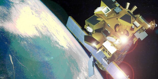 Esa gibt Satellit