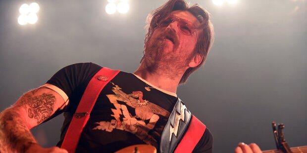 Eagles of Death Metal brechen Tour ab