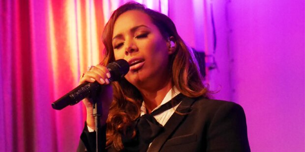 Life Ball: Leona Lewis singt in Wien