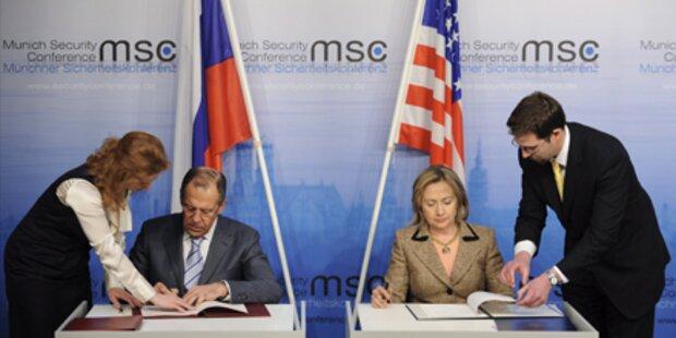Abrüstung: START-Vertrag in Kraft