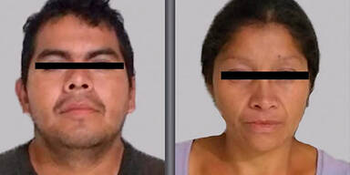 Horror-Paar Mexiko