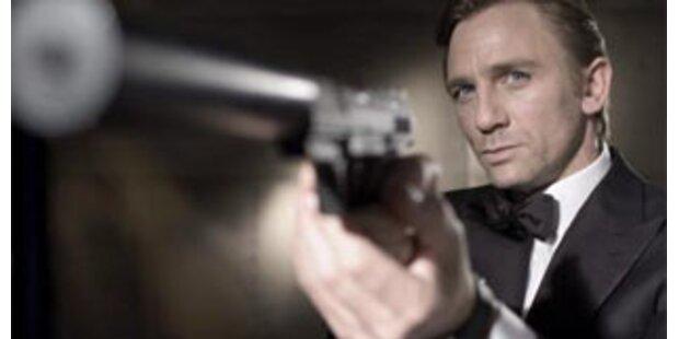 James Bond-Szene in Bregenz ca. 10 Minuten lang