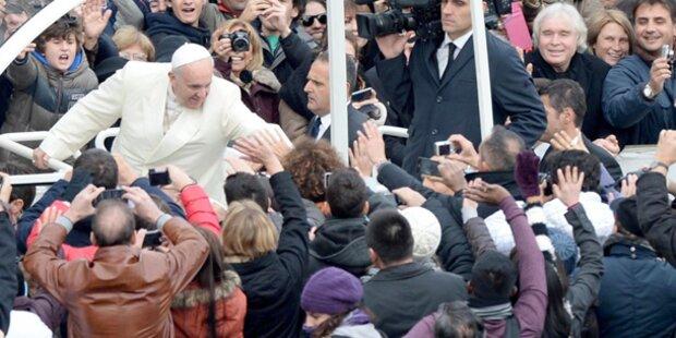 Papst Franziskus reformiert sich selbst