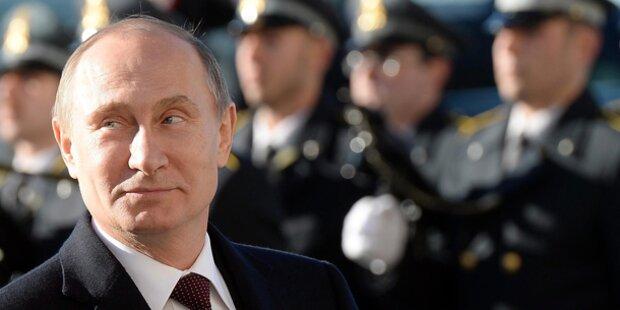 Moskau setzt Ukraine unter massiven Druck