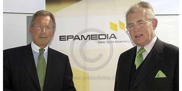Epamedia mit 14 Prozent Umsatzplus