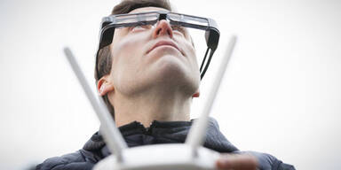 Neue Augmented Reality Brille von Epson