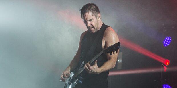 Nine Inch Nails gastieren in Wien