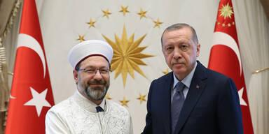 Erdogan verteidigt homophoben Islam-Führer