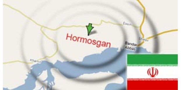 Erdbeben erschütterte Süden des Iran