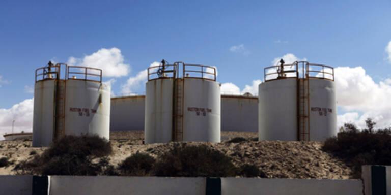 Libyens Ölindustrie länger außer Gefecht