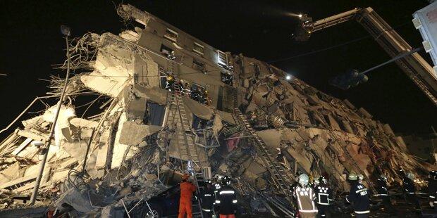 94 Leichen nach Erdbeben geborgen
