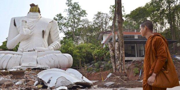 Eine Tote bei stärkstem Erdbeben seit 1935