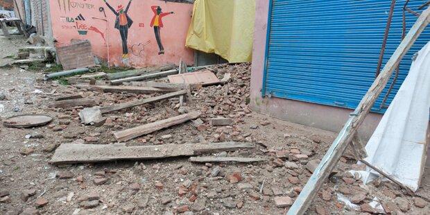 Kräftiges Erdbeben erschütterte Afghanistan