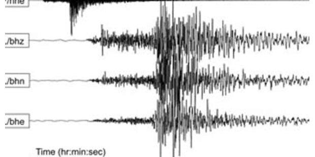 Leichtes Erdbeben in Oberösterreich