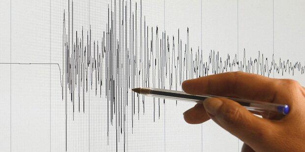 Erdbeben im Süden Kärntens
