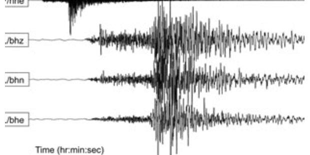 Schweres Erdbeben erschüttert China