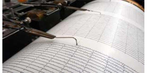 Heftiges Erdbeben in Kalifornien