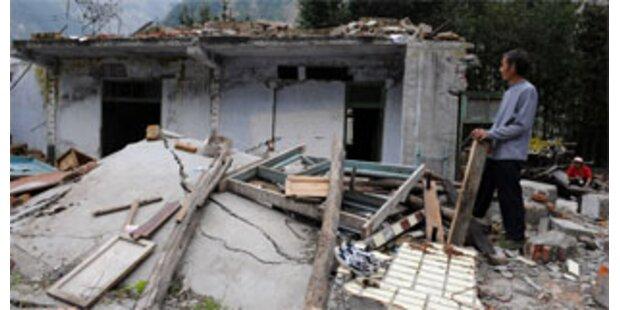 Mehr als 100 Menschen sterben bei Erdbeben