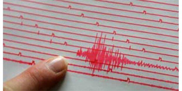 Erdbeben erschütterte Obersteiermark